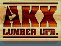AKX Lumber Logo